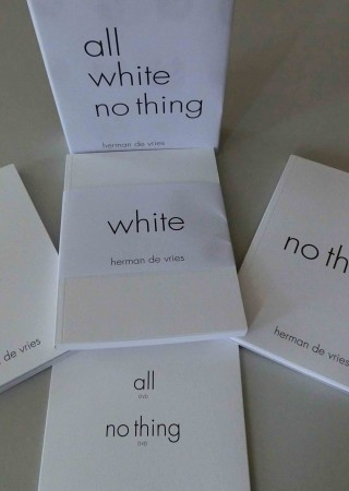 all, white, no thing