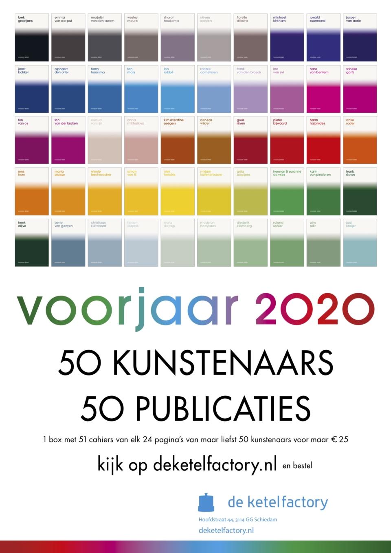 affiche voorjaar 2020