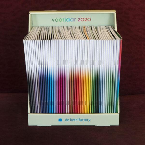 Voorjaar 2020 - cahierbox
